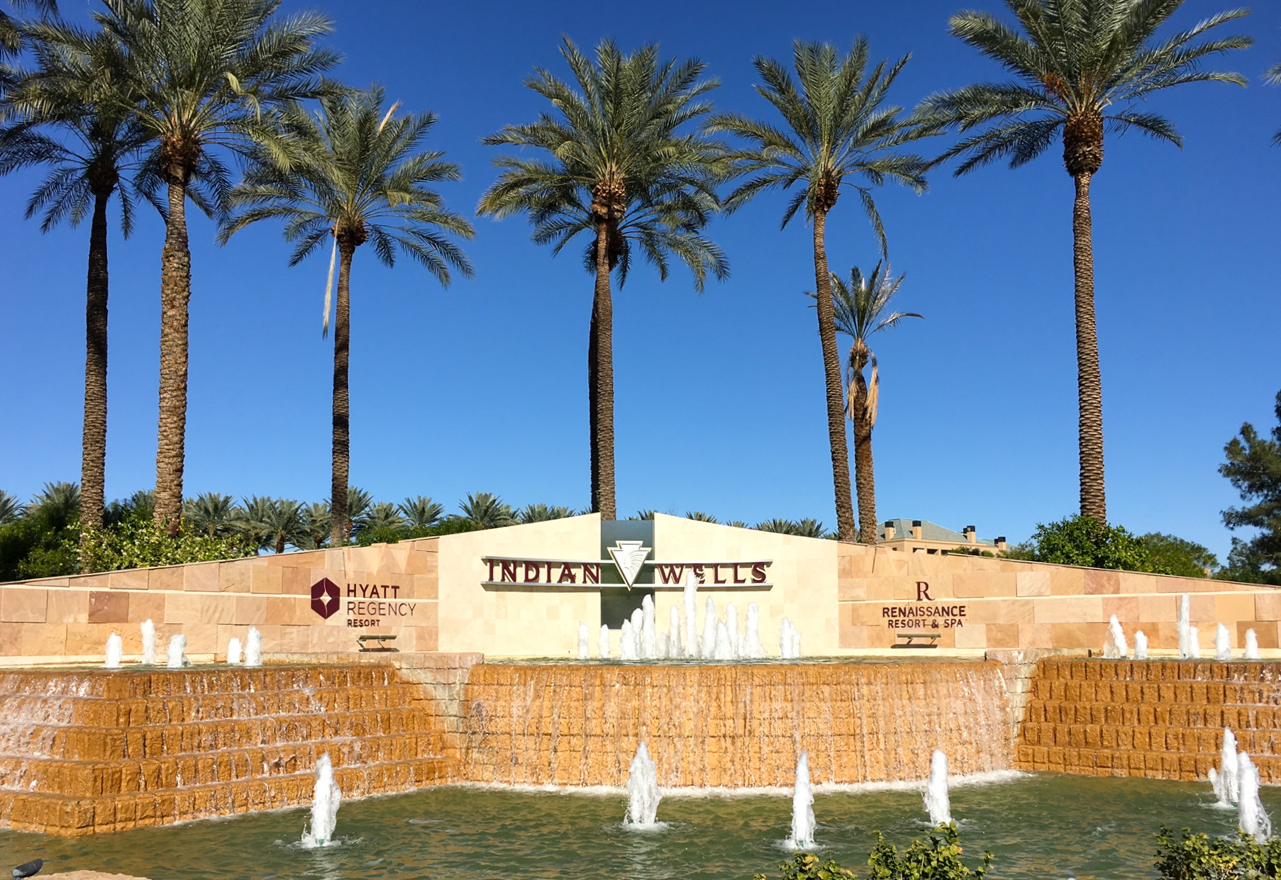 Indian Wells - Beckloff Dye Fine Properties