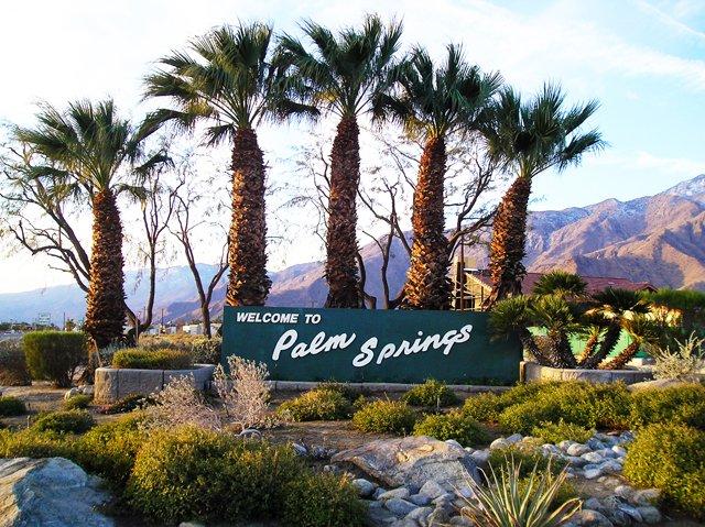 Palm Springs - Beckloff Dye Fine Properties